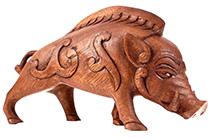 Kategoriebild Deko Holz Figuren