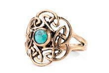 Kategoriebild Ringe Celtic mit Stein