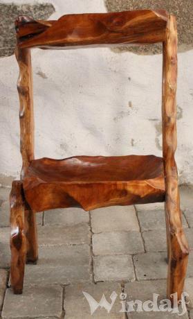 hobbit badezimmer k chenregal saya h 76 cm obst gem se holzregal handarbeit aus. Black Bedroom Furniture Sets. Home Design Ideas