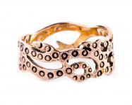 Wikinger Ring ~ RHONA ~ Vikings - Bronze - Windalf.de