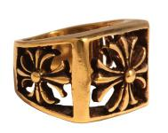 Tempelritter Ring ~ DAMIAN ~ Bronze - Windalf.de