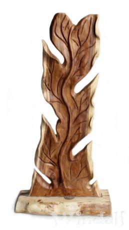 Wurzel Deko große zauberwald deko ~ enya ~ auf sockel - soarholz - wurzel-holz