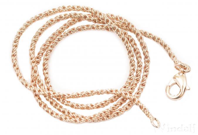 Lange Mittelalter Halskette ~ ARDUN ~ l: 61 cm - Bronze - Windalf.de