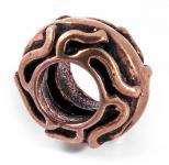Wikingerperle ~ ALUIR ~ NORDSONNE  ~ Vintage Bronze - Windalf.de