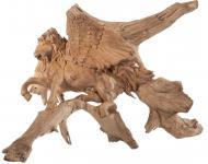 Das geflügelte Pferd Odins ~ SLEIPNIR ~ 110 cm - Handgeschnitzt - aus Wurzelholz - Windalf.de
